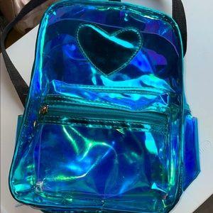 Cool Aqua backpack